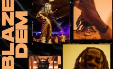 Stonebwoy - Blaze Dem [Freestyle] Mp3 Audio Download