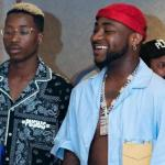 Davido Ended Lil Frosh Contract With DMW Records