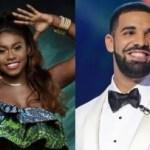 US Rapper Drake Request Niniola's Maradona On BBC 1xtra and she reacts