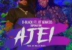 D-Black - Ajei Ft. O.T. Genasis, DopeNation (Audio/Video)