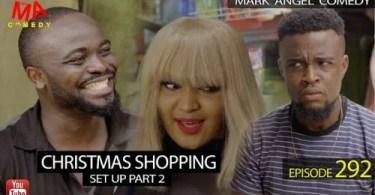 VIDEO: Mark Angel Comedy - Christmas Shopping (Episode 292)