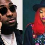 """""""I unfollowed Davido because of what he did to me"""" – Cynthia Morgan (Video)"""