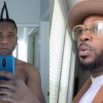 Speed Darlington reacts to Tunde Ednut's music video