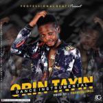 Free Dance Beat: Professional – Orin Tayin Instrumental