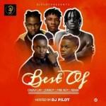 [Mixtape] DJ Pilot – Best of (Omah Lay, Fireboy DML, Joeboy, Rema)