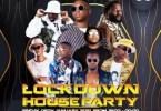 Mr JazziQ - Lockdown Houseparty Mix (2021)