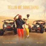 Nelson Freitas – Tellin Me Something Ft. Mr Eazi [Audio + Video]