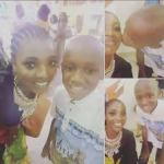 Motherly Love: Annie Idibia got her stepson, Nino a PS5 for his 15th birthday