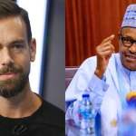 Nigerians reacts as Man begs Jack Dorsey to suspend Buhari's Twitter account