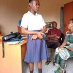 Update!!! Cross River secondary school student who wanted to shoot her teacher confesses, reveals who gave her the gun