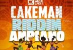 [Mixtape] DJ Moti Cakes - Ampiano Riddim Cakeman Mix