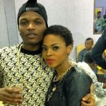 Shocking!!! Wizkid proposed to Chidinma with a diamond ring on live TV (Video)