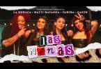 Natti Natasha x Farina x Cazzu x La Duraca - Las Nenas