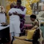 Nigerians react to video of Oyedepo's wife kneeling down to greet Pastor Adeboye (Watch)