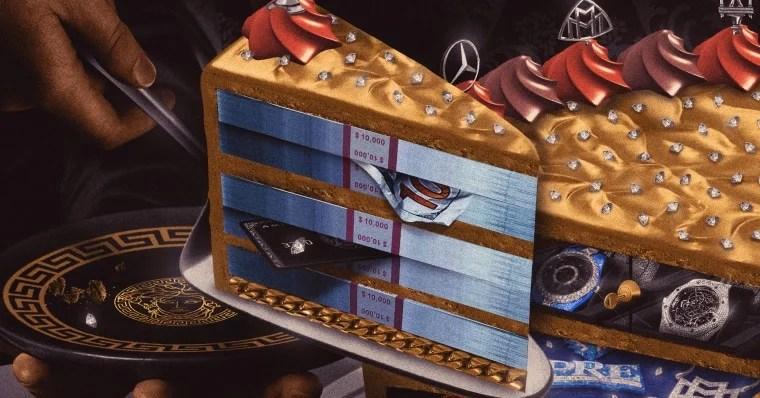 DJ Q, Young Dolph & Rick Ross – Plenty Cake
