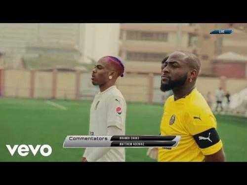 VIDEO: Davido Ft. Ckay - La La