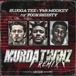 Y&R Mookey & Slugga Tee –  Murda Twinz (Remix) Ft. Pooh Shiesty