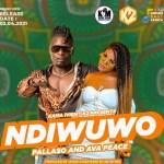 Pallaso – Ndiwuwo Ft. Ava Peace