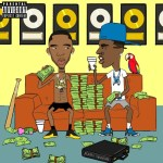 Young Dolph Ft. Key Glock – A Goat & A Dolphin