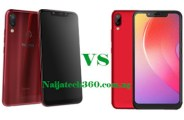 Tecno Camon 11 vs Infinix Hot 6X 18