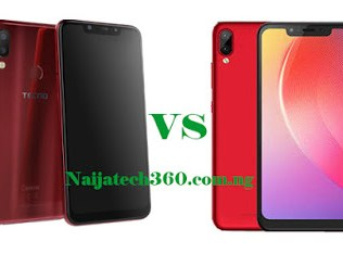 Tecno Camon 11 vs Infinix Hot 6X 36