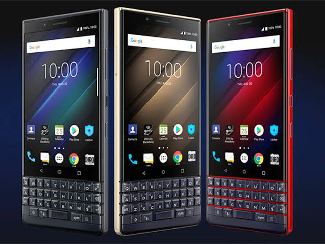 BlackBerry Key2 LE specs and price in Nigeria 36