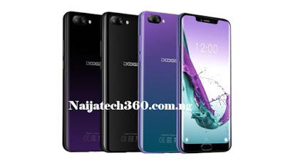 Doogee Y7 Plus price in Nigeria