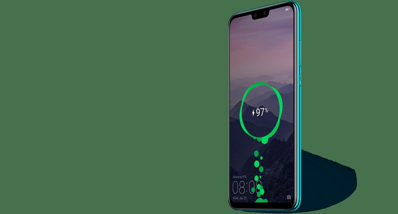 huawei 2019 battery life