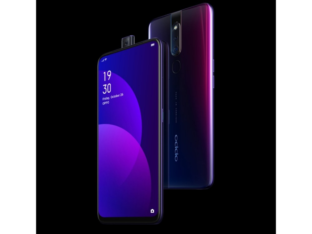 OPPO F11 and F11 PRO review 36