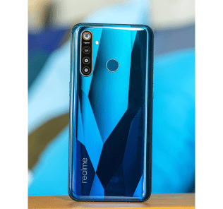 Realme 5 series first impression 43
