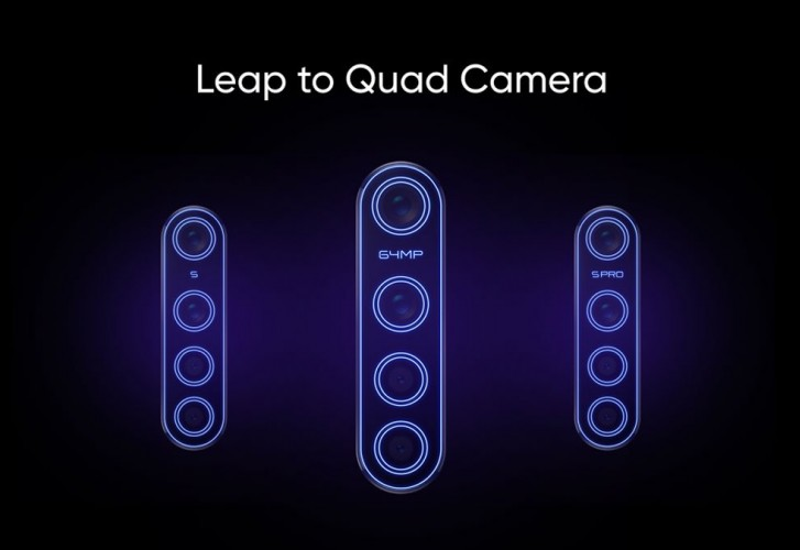 Realme to launch phones with quad camera 37
