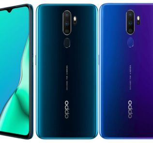Oppo A9 (2020) and Oppo A5 (2020) Announced 40