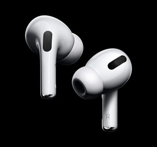 Apple Airpods Pro: Glossy finish 48