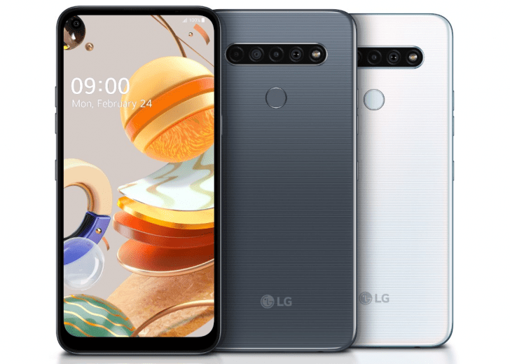 LG to release new cheap smartphones with big batteries, and four cameras 44