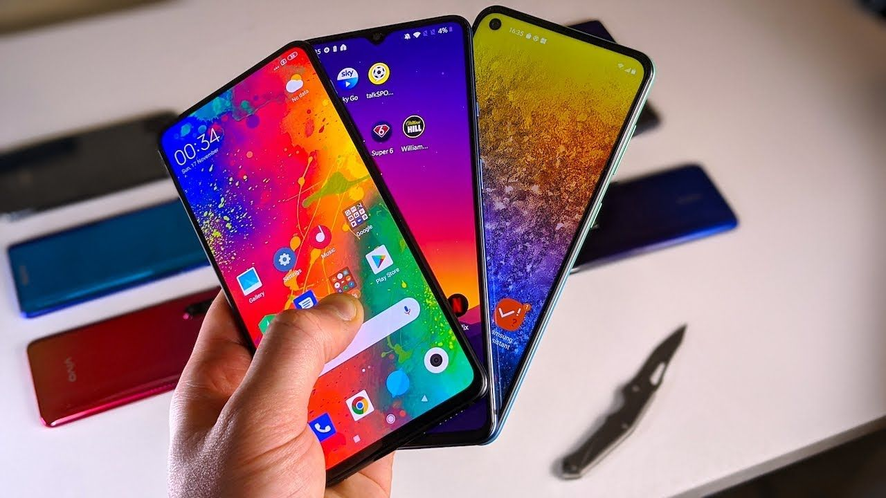 Cheap smartphones in Nigeria in 2020 and their prices 1