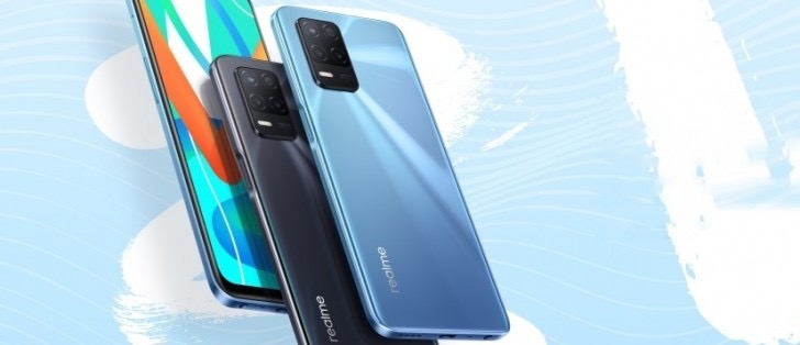 Realme V13 5G is now official with a huge battery 1