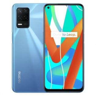 Realme V13 5G is now official with a huge battery 4