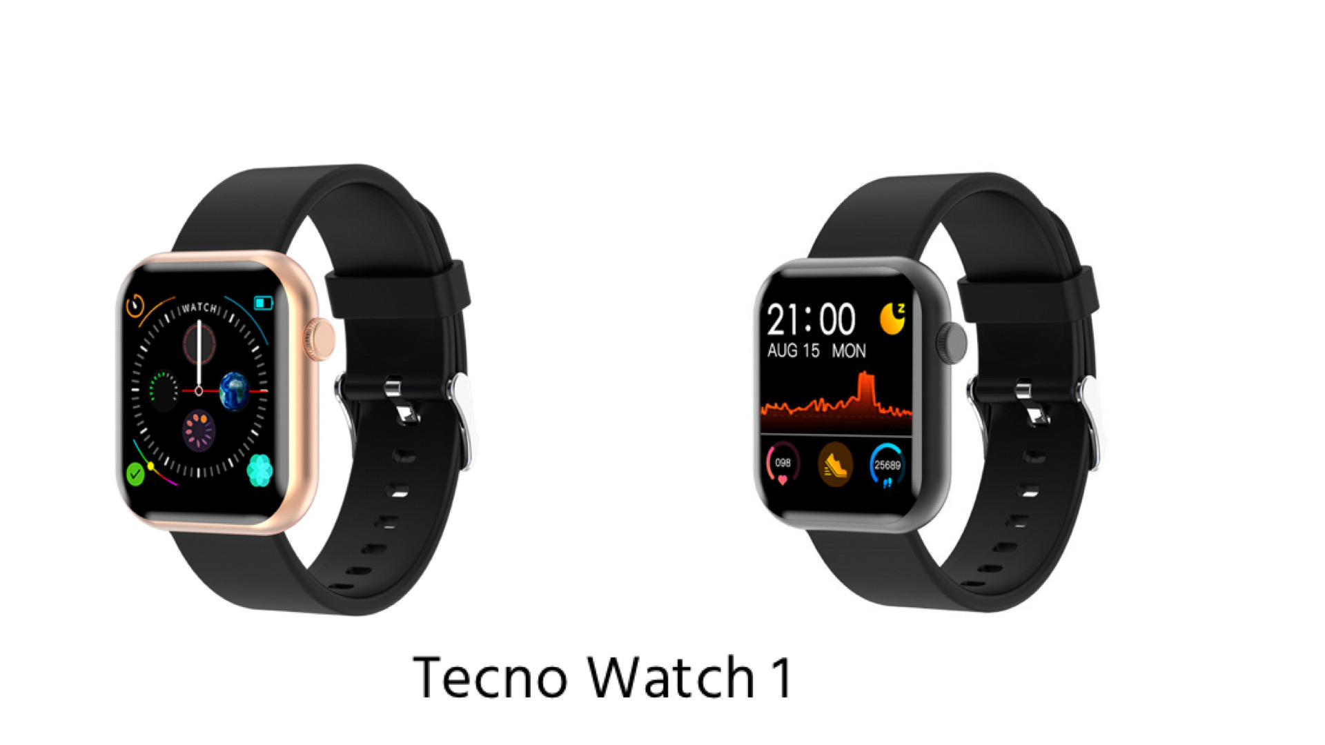 Tecno Watch 1 : Specs and Price in Nigeria 1