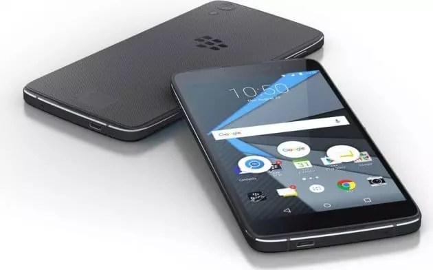 BlackBerry DTEK50 Secure Android Phone