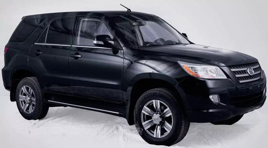 IVM G5 Compact Crossover SUV