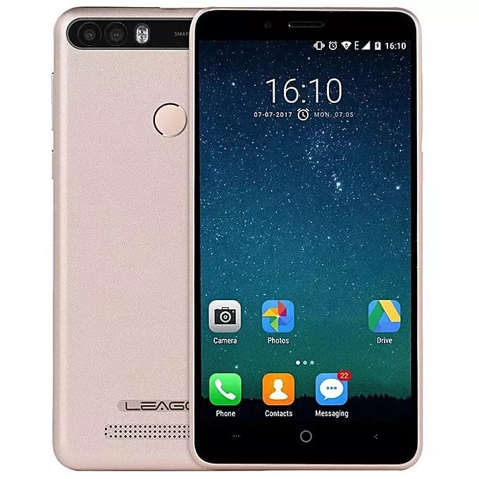 1 Leagoo KIICA Power