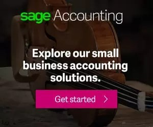 Sage Business Cloud - Best Accounting Software