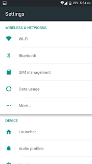Lollifox Custom Rom For TECNO Android Devices 2