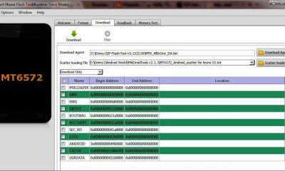 Download All Versions Of SP Flash Tool Here 14