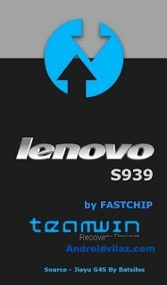 Twrp Recovery For Lenovo S939