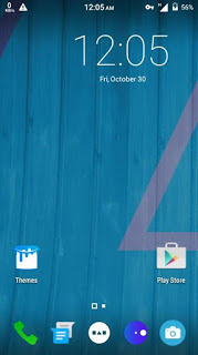 Cyanogenmod12.1 Beta 5 Rom For Gionee P4/ Walton Gh2