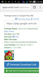 HOW TO DOWNLOAD APK FILES DIRECTLY FROM PLAYSTORE 2
