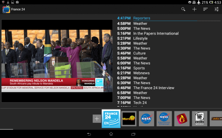 Best Android Apps To Watch Live TV And Download Movies 3