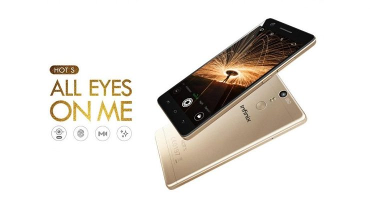 Price And Specifications Of The Infinix Hot S 1