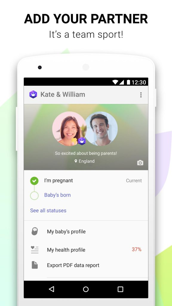 Best Android Apps To Monitor Pregnancy 4